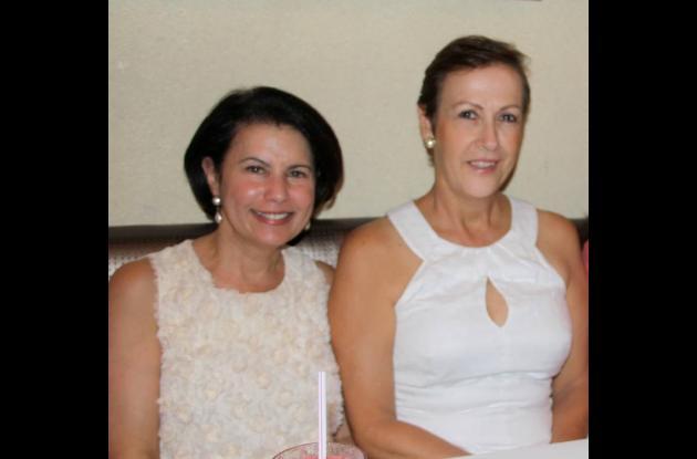 Despedida de Gina Cabarcas Maciá