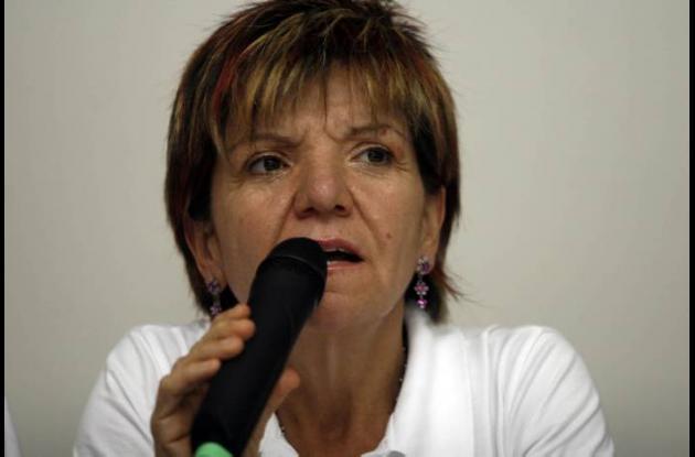 Gloria Cuartas.