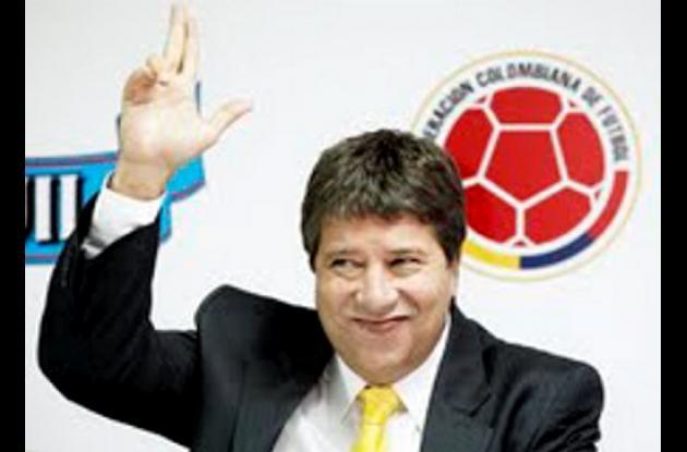 Hernán Darío Gómez, ex técnico de la selección Colombia.