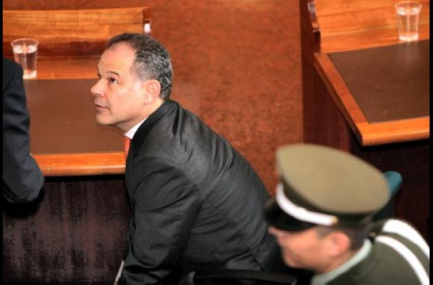 Expresidente del Senado Luis Humberto Gómez Gallo