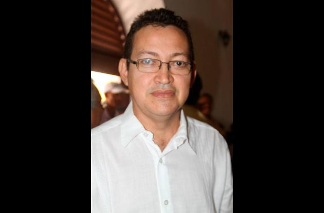 Luis González, presidente de la JAL 1.