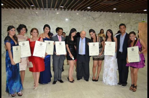 Grados de La Tadeo