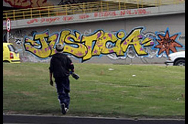 No hubo conciliación entre la familia del grafitero asesinado y la Policía Nacional