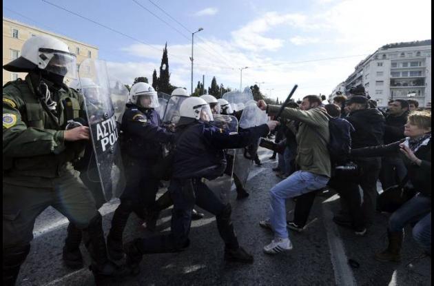 Grecia sigue en crisis por las medidas económicas
