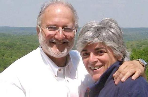 Alan Gross, y su esposa Judy Gross