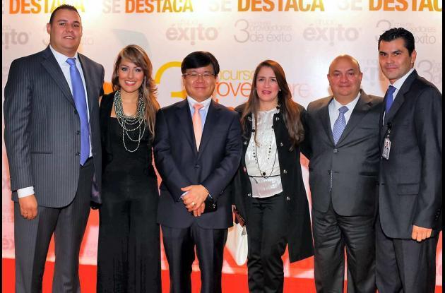 Grupo Éxito premia a mejores proveedores
