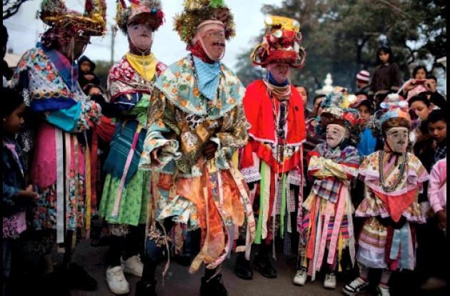 Guatema es uno de los pueblos indígenas de América.