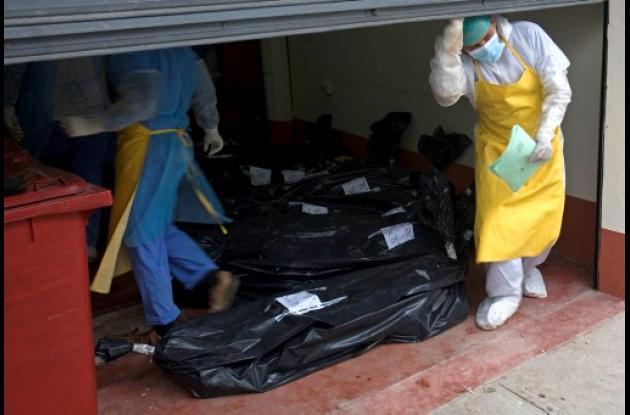 Masacre en Guatema. El hecho está asociado al narcotráfico..