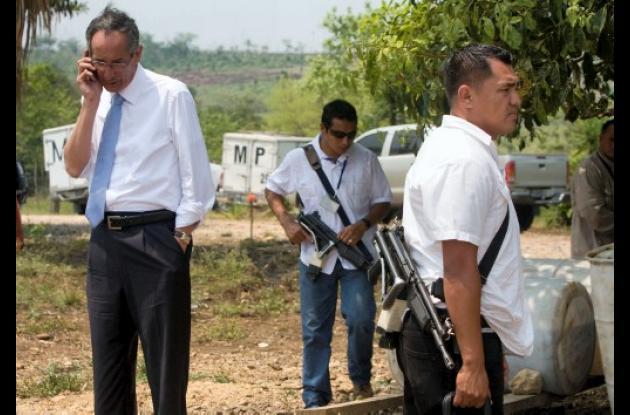 Guatemala: Los Zetas habrían cometido la masacre.