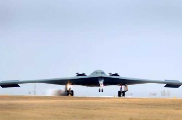 Estados Unidos ha asumido un papel clave de apoyo en la campaña de la OTAN, prop