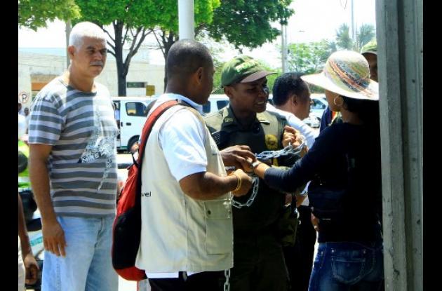 Roberto Hurtado y Ketty Díaz, guías de turismo