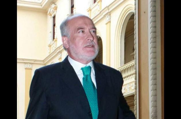 Guido Echeverri, gobernador de Caldas