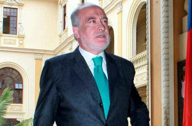 Guido Echeverri Piedrahita, nuevo gobernador de Caldas
