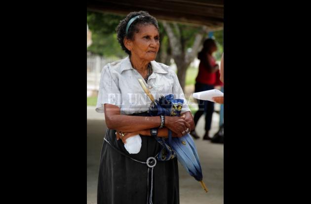 Guillermina Guerra, una de las mujeres más queridas de Calamar
