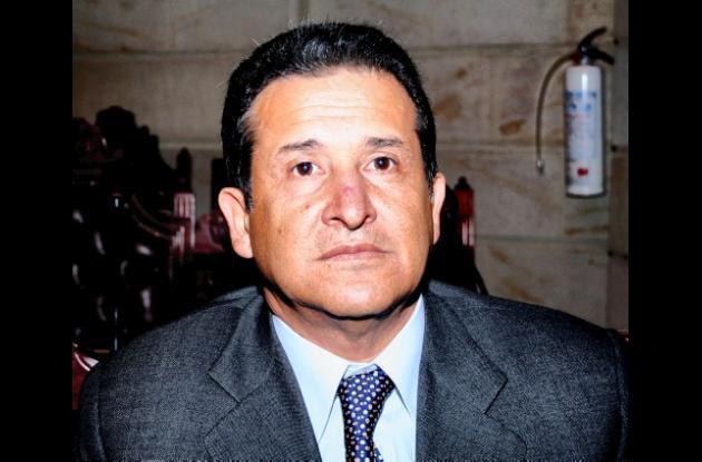 Exsenador Guillermo Gaviria Zapata.