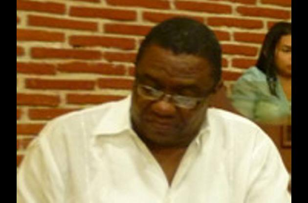 Gustavo Pio Mayo, secretario de Hacienda Distrital.