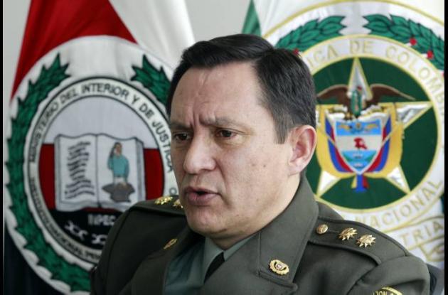 General Gustavo Ricaurte Tapias