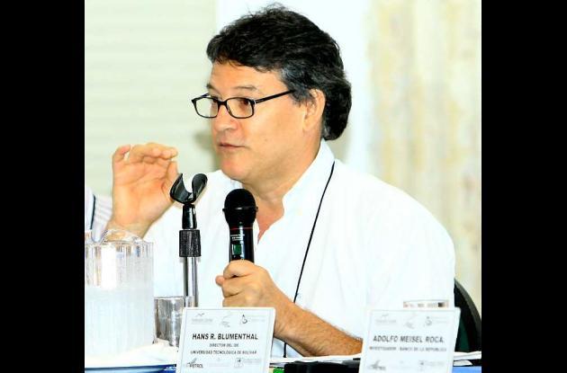 Gustavo Bell, embajador de Colombia en Cuba.