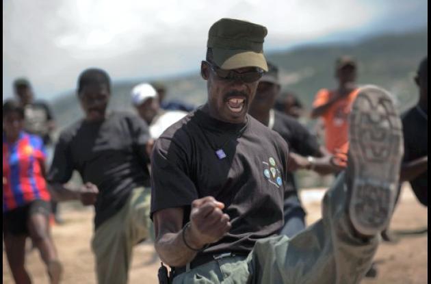 ejercito haiti