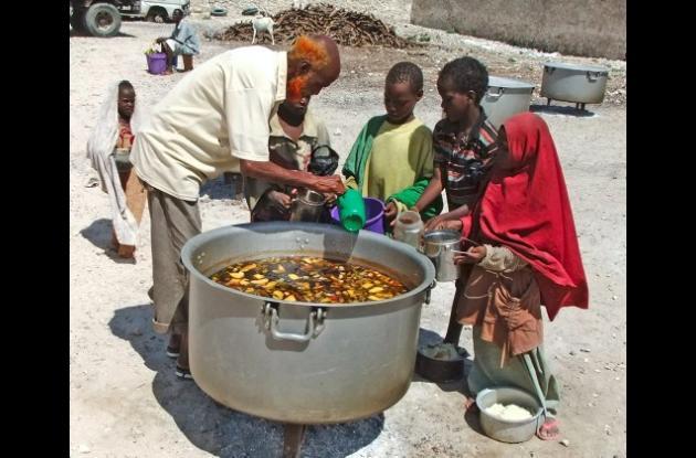 Hambruna Somalia
