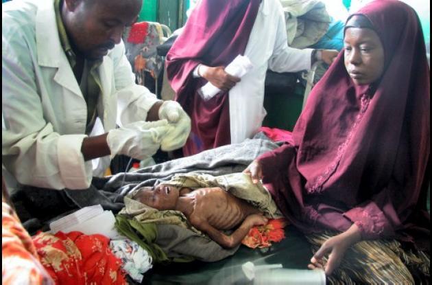 Hambruna en Somalia: historia desgarradoras.