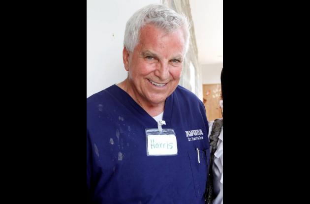 Harris Done, director de Fundación Ayuda.