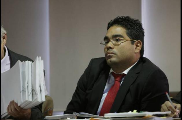 El exgobernador del ValleHéctor Fabio Useche.