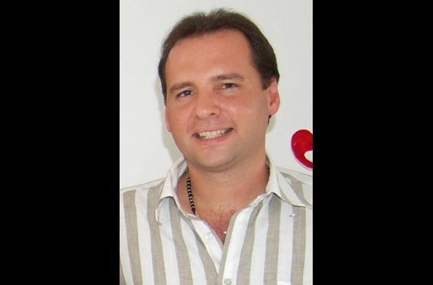 Héctor Vergara Sierra, representante y presidente de la Comisión de Acusaciones