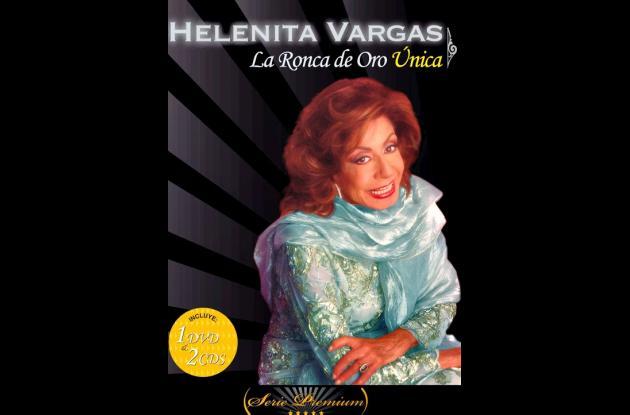 Helenita Vargas esta hospitalizada.