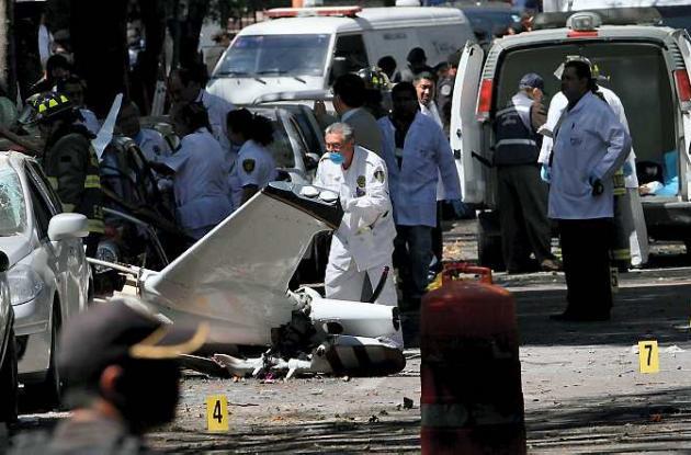 El accidente deja un saldo de dos muertos