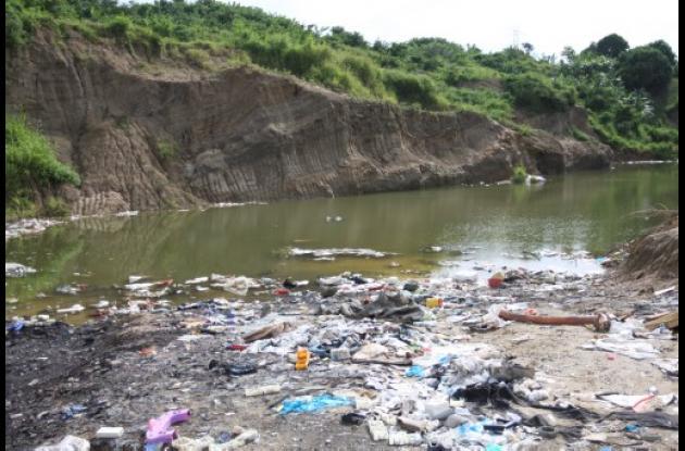 contaminación Cartagena basuras relleno sanitario Henequén
