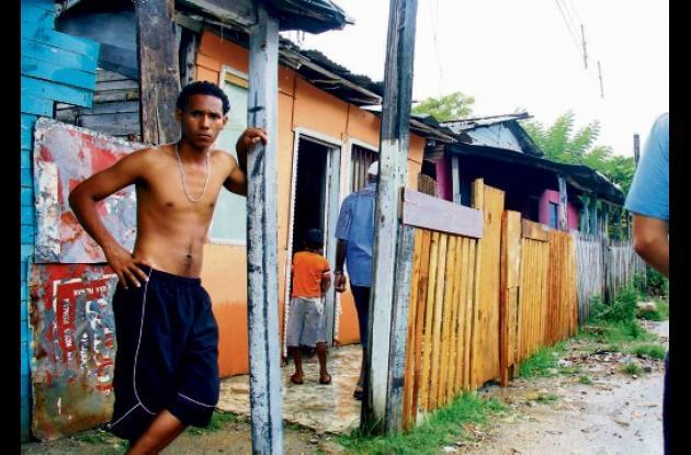 El crimen ocurrió en el sector  Tanga Mojá en el barrio Henequén