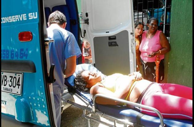 Mujer intenta suicidarse tomando raticida