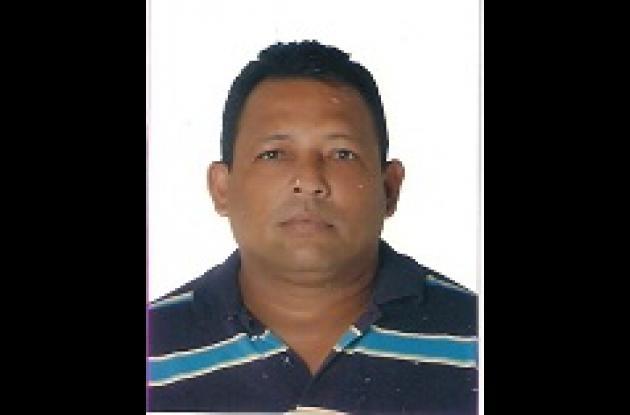 Hernán Sierra Méndez, alias 'Chico', desmovilizado.