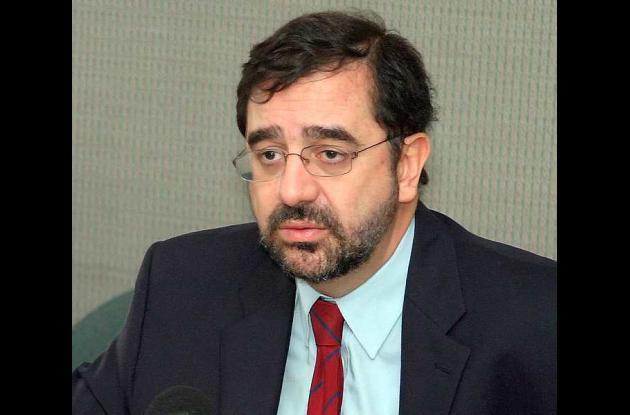 Hernando José Gómez, director del Departamento Nacional de Planeación (DNP).