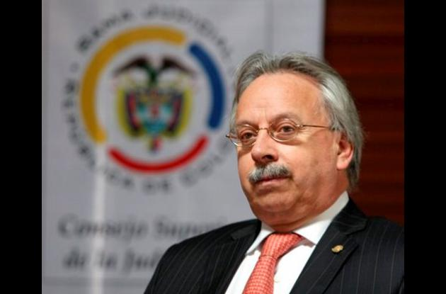Hernando Torres, magistrado del Consejo Superior de la Judicatura.