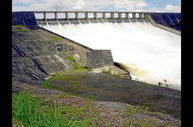 La empresa hidroeléctrica de Urrá
