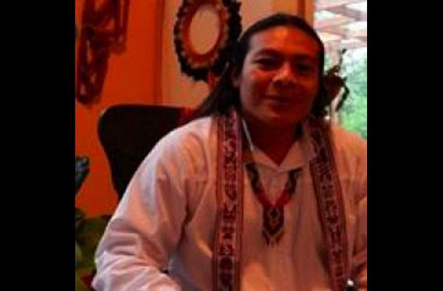 Hilario Chi Canul, protagonista, guionista y asesor intercultural del proyecto.