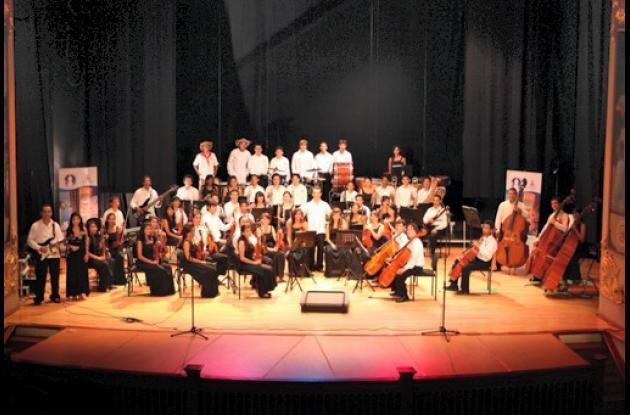 Orquesta Filarmónica de Comfenalco