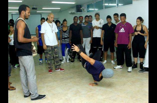 hip hop cartagena