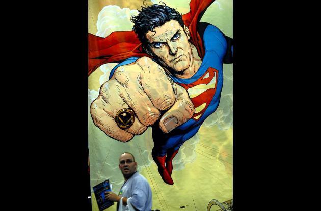 Historiera de Superman bate récord en precio.