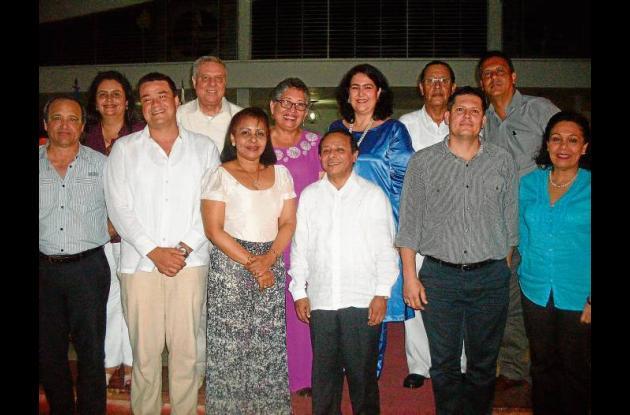 Homenaje a maestros en Montería