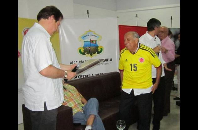 Marcos Coll, 50 años del gol olímpico de un mundial