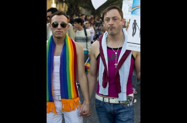 marcha gay en chile