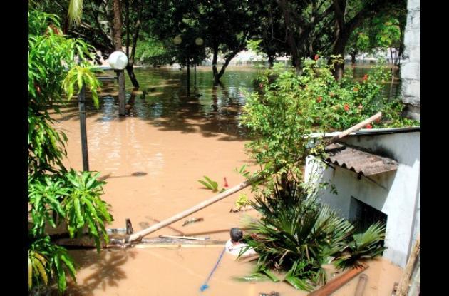 Honda, Tolima, inundaciones sin precedentes.