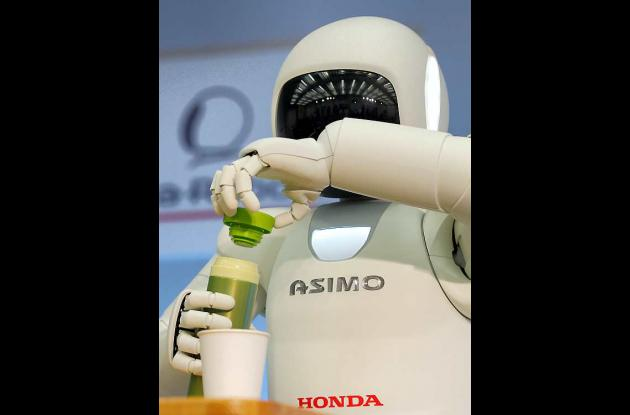 Robtot Honda