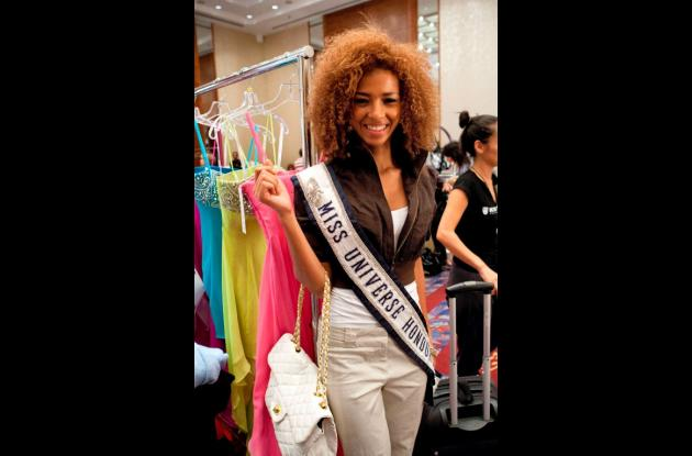 Candidatas a Miss Universo 2011