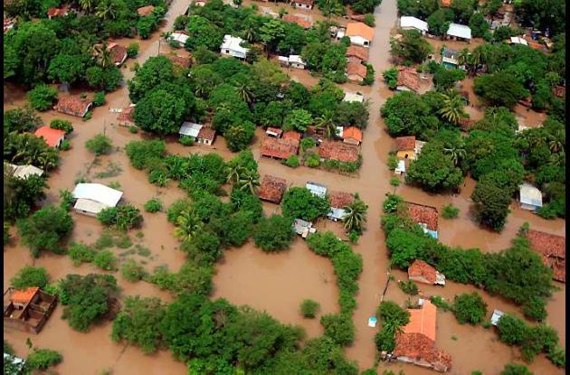 Honduras sigue en emergencia por las lluvias.
