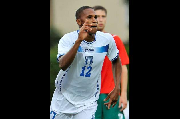 Georgie Welcome jugará con Honduras amistoso con Serbia.