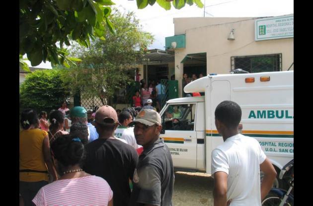 En el 2011 hubo protestas y paro, debido a la inconformidad de la comunidad por